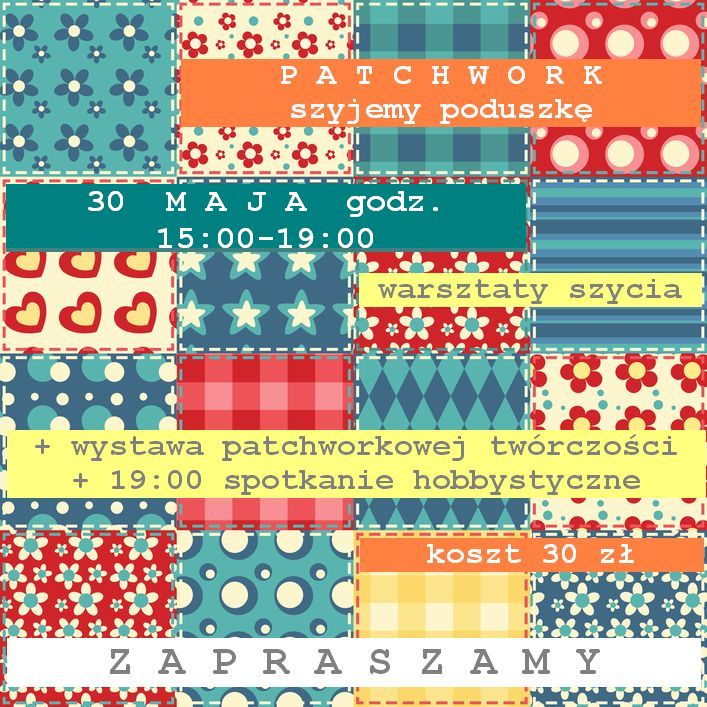 Quilt seamless pattern 2